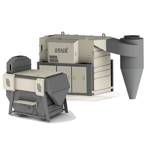 Зерноочистительная техника