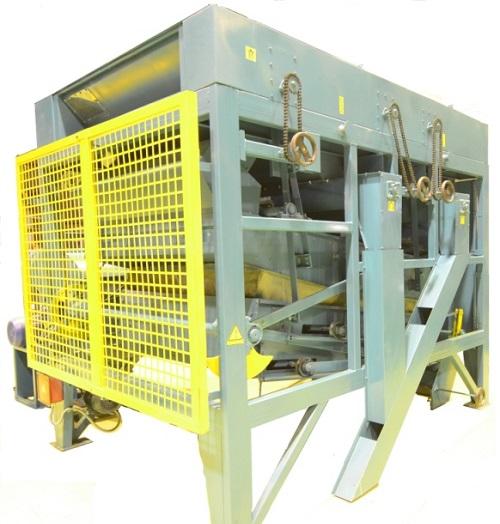 Воздушно решетная машина для очистки зерна ВРМ-К 52.7