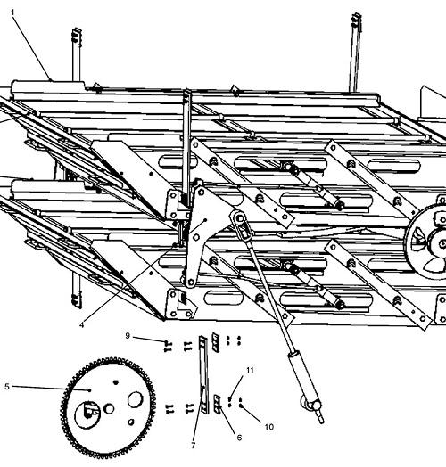 Замена станов ЗАВ-10 на станы ОВС-25