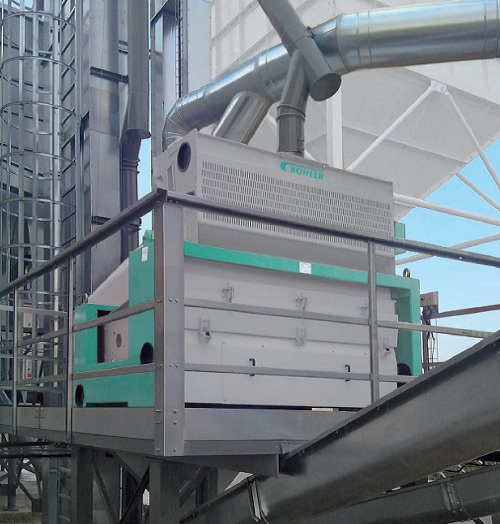 Сепараторы серии LAGA GrainPlus