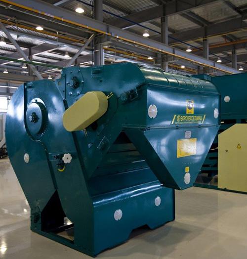 МПО-50 машина предварительной очистки