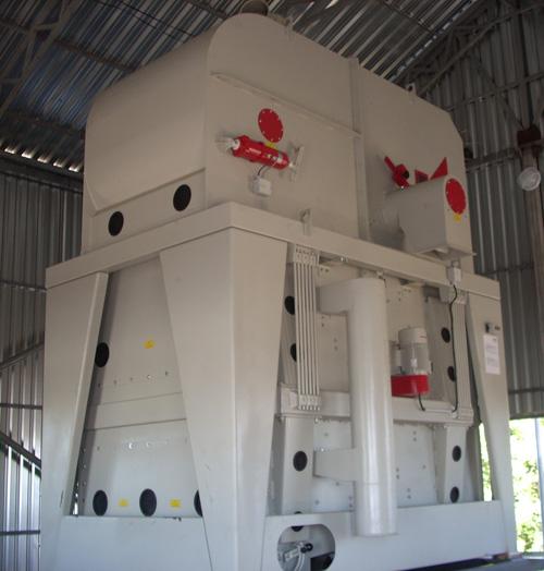 Зерноочистительная машина Ruberg RVS 90