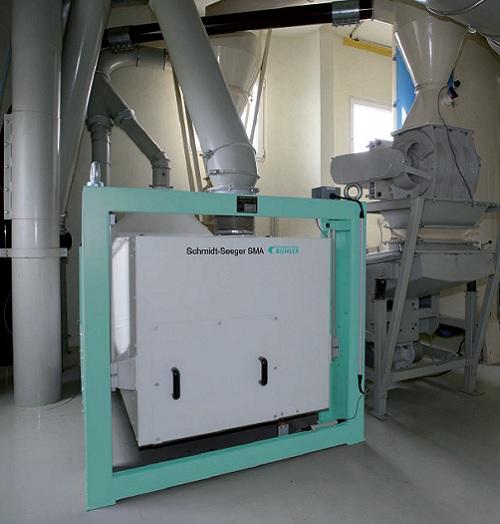 Сепараторы серии LABA SMA